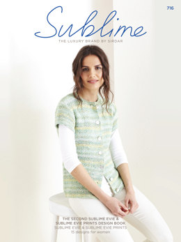 The Second Sublime Evie & Sublime Evie Prints Design Book by Sublime