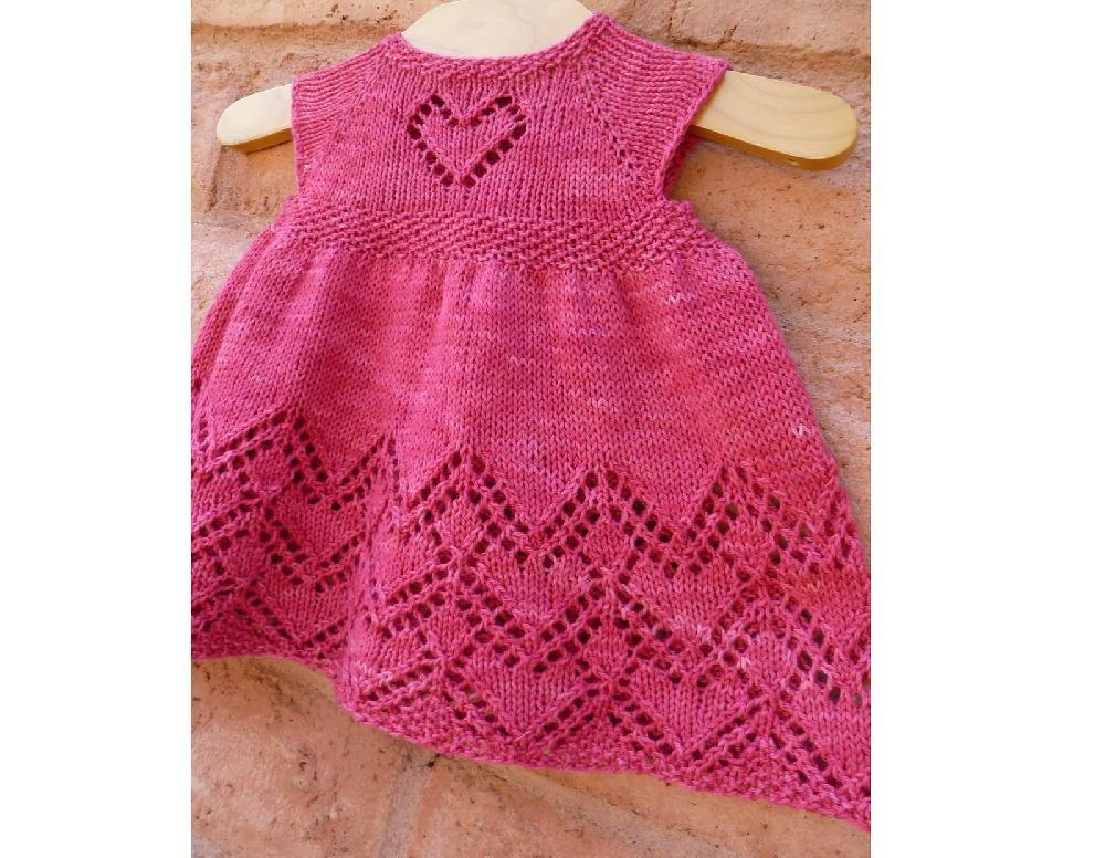 Helen Joyce Dress Knitting pattern by Taiga Hilliard ...