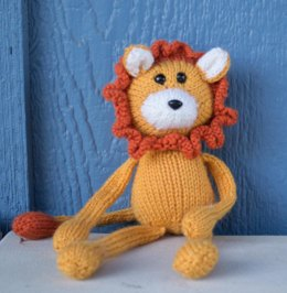 Courage the Lion