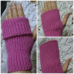 Topsy Turvy Working Mitts