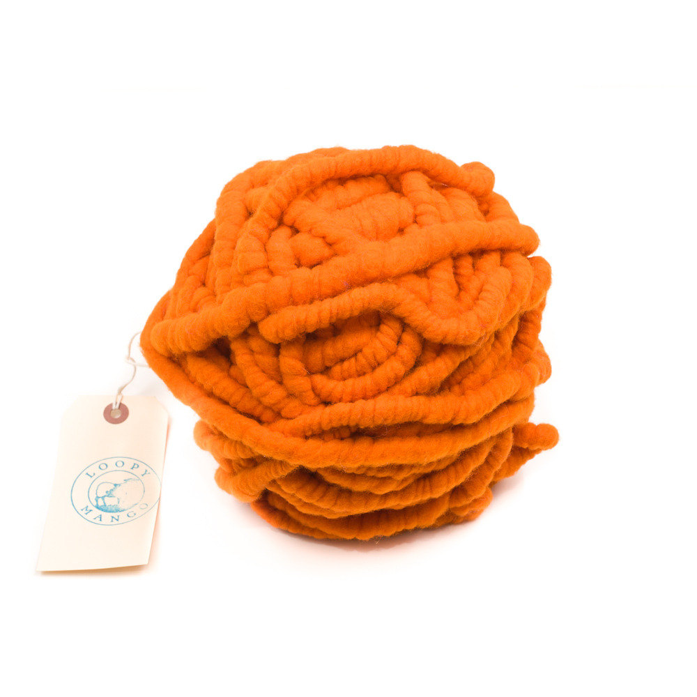 Loopy Mango Big Loop Yarn Merino Mini