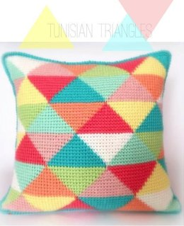 Tunisian Triangles