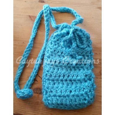 Double Walled Phone Purse