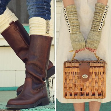 Austin Boot Liners & Mitts