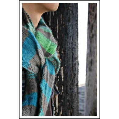 Fillmore Scarf - An Intro to Double Knitting project