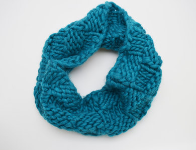 North Snood in We Are Knitters The Wool