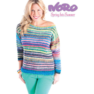 Spring into Summer by Noro