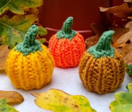 Mini Pumpkins - Ferrero Rocher Chocolate Covers