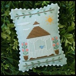 Country Cottage Gazebo - Main Street - CCNMS3 -  Leaflet
