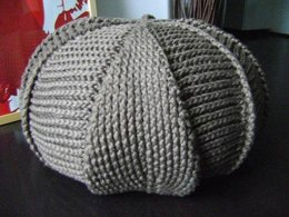 Large Crochet Bean Bag Floor cushion