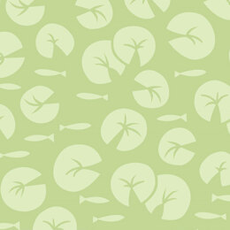 Craft Cotton Company Lily Pad - Lily Pads