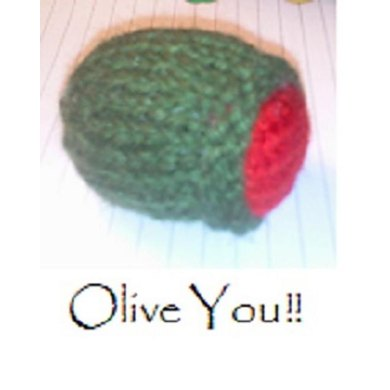 Olive You key-chain or Stuffie