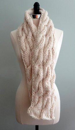 The Cayden Scarf - Warm and Bulky Scarf