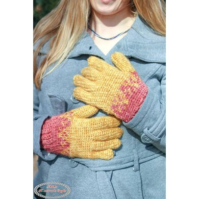 Flying Hearts Gloves