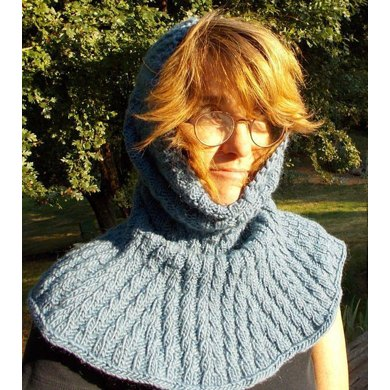 "Pinnacle Chevron Cowl, Poncho, or ""Concho"""