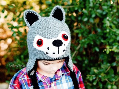 Rolf The Wolf Hat