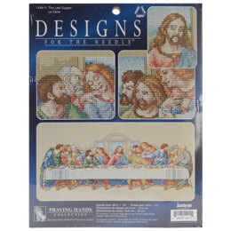 Janlynn The Last Supper Cross Stitch Kit - 26.5 x 10 inches