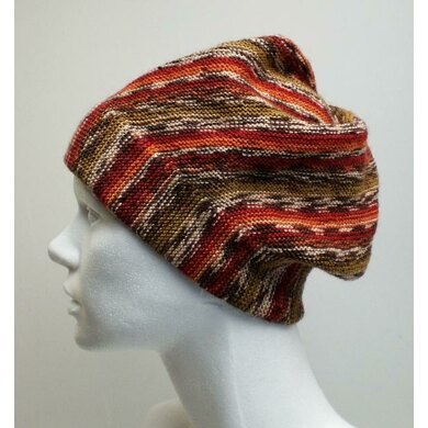 On the Bias slouchy hat