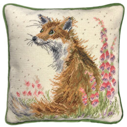 Bothy Threads Amongst The Foxgloves Tapestry Kit