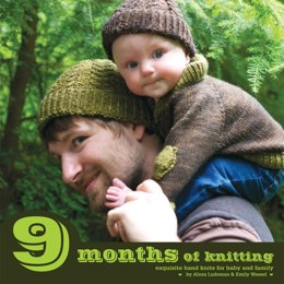 9 Months of Knitting Ebook