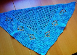 Jaali Crocheted Shawl Variations