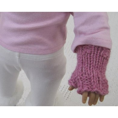 Manchester Mitts (Doll)