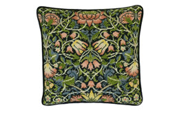 Bothy Threads William Morris Bell Flower Cross Stitch Kit - 31cm x 31cm