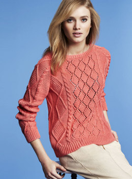 Sweater in Phildar Phil Thalassa