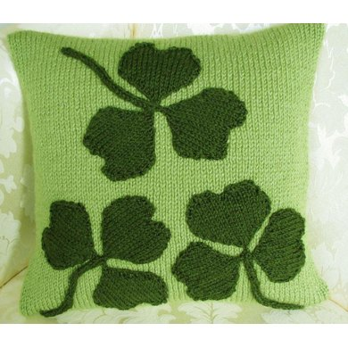 Shamrock Cushion Cover