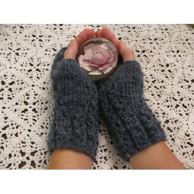 Anastasia Fingerless Gloves