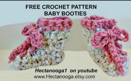 FREE PATTERN -YT Snow Boots Booties