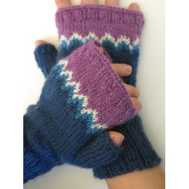 Dipped Mitts