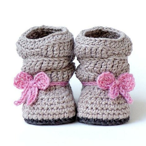 Top Baby Ugg Patterns Lovecrochet