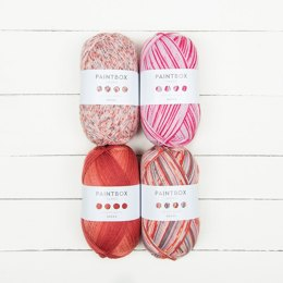 Paintbox Yarns Socks 4 Ball Colour Pack