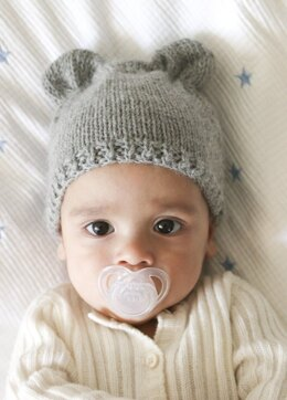 We Are Knitters Loris Beanie - Grey
