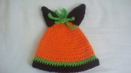 Carrot Top Bunny Beanie Hat