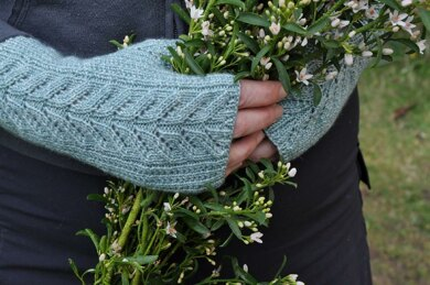 Queen Anne Mitts