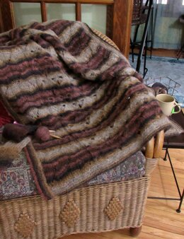 Autumn Retreat Throw