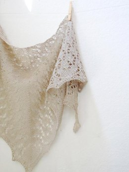 Early in June Shawl