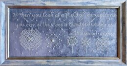 Rosewood Manor Dandelion Wishes - RMS1083 -  Leaflet