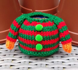 Jolly Christmas Jumper - Chocolate Orange Cover