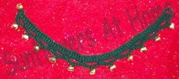 Jingle All the Way Anklet