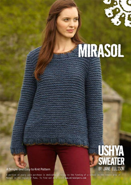 Sweater in Mirasol Ushya