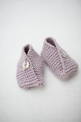 Origami bootees