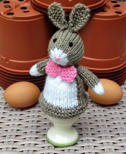 Cottontail Rabbit - Boiled Egg Cosy