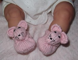Baby Sugar Mouse Shoes