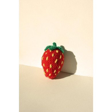 Strawberry Cute Amigurumi Life Size Toy Food Play Kitchen