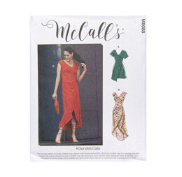 McCall's Misses' Special Occasion Dresses M8088 - Sewing Pattern