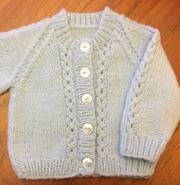 Open Cable Cardigan