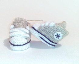 Converse All Star baby sneakers